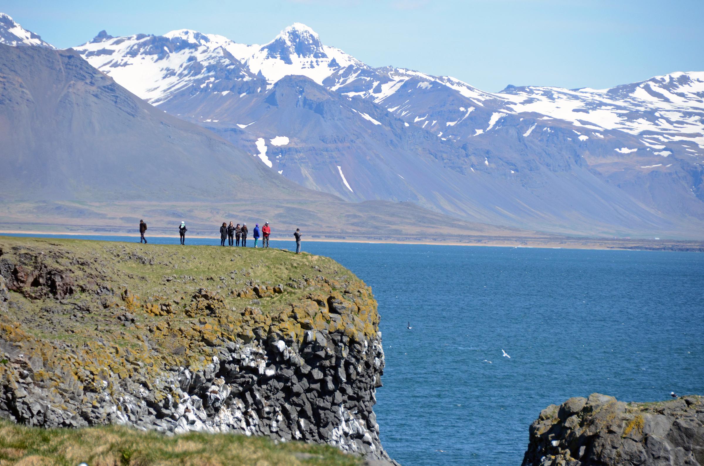 Island Drei Wünsche im Wind