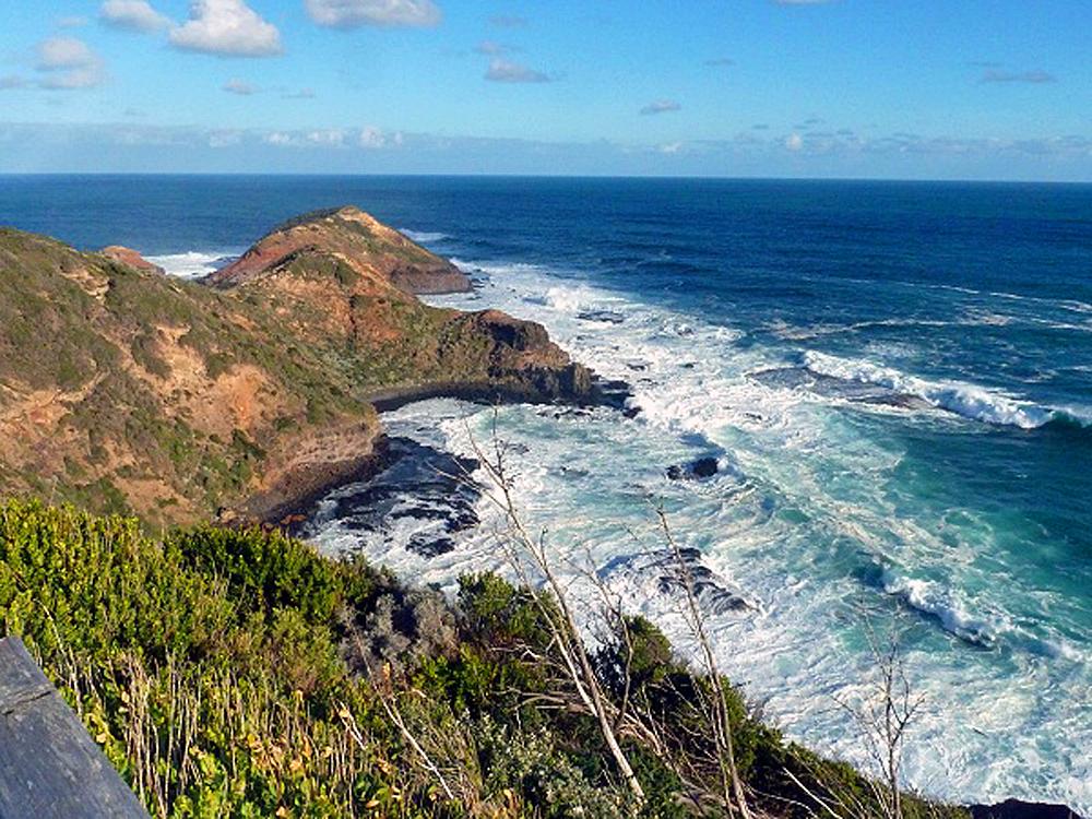 Victoria in Australien: Cape Schanck
