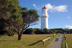Victoria in Australien: Cape Schanck Leuchtturm