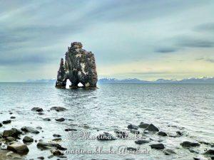 Hvítserkur Reiten in Island