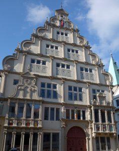 Lemgo, Lipperland, Hexenbürgermeisterhaus