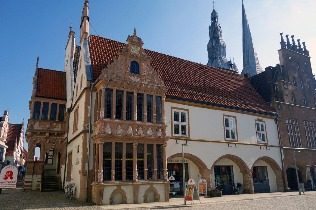 Lemgo, Lipperland, Rathaus