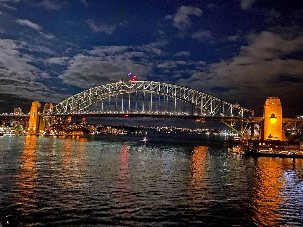 Sydney Harbour Bridge Susan de WInter
