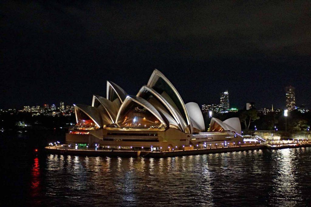 Australienromane Oper